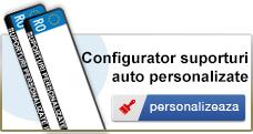 Configurator numar auto
