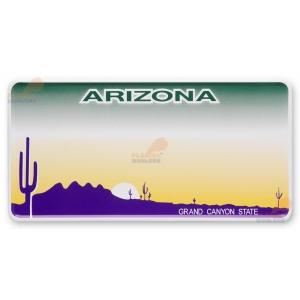 Placa format SUA Arizona