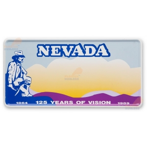 Placa Nevada