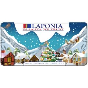 Placa Laponia - editie limitata