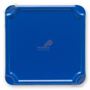 Placa albastra cu 1 cifra