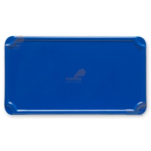 Placa albastra cu 3 cifre