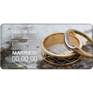 Placa tineri casatoriti SUA