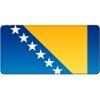 Placa steag Bosnia si Herzegovina