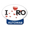 Sticker auto cu design si firma